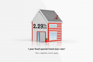 Westpac Home loans rate campaign
